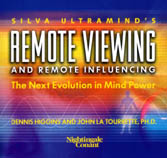 Jose Silva's UltraMind ESP System Remote Viewing and Remote Influencing home study course published by Nightingale Conant available at www.SilvaCourses.com